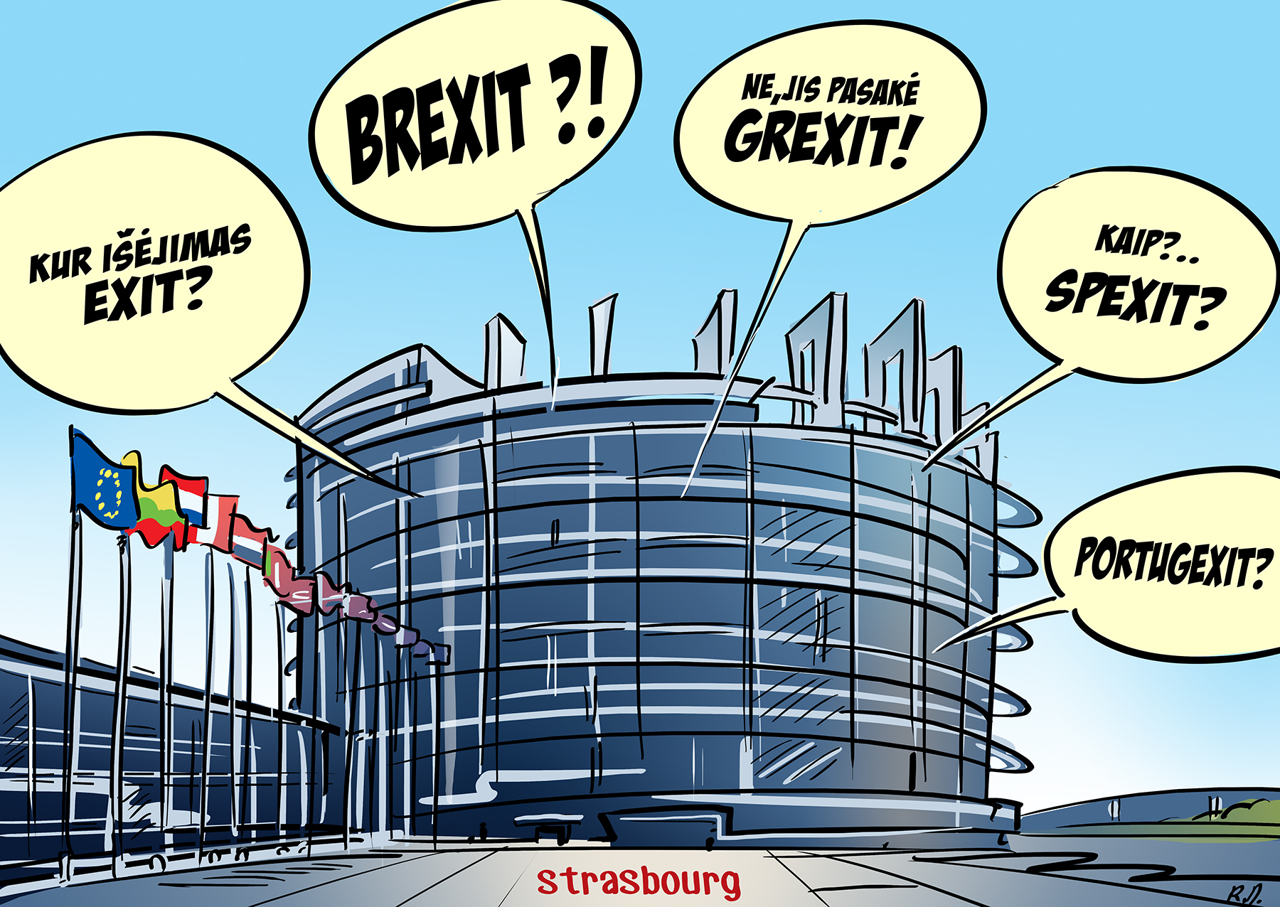 Brexit-Grexit-EU-Cartoon